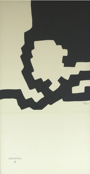 Eduardo Chillida, Munich I, 1977