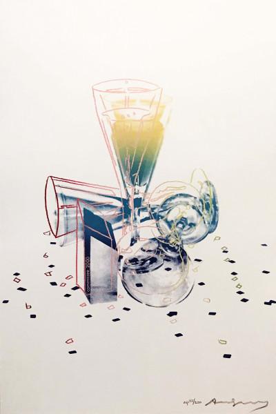 Andy Warhol, Committee 2000 (FS II.289), 1982