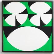 Felix (demi-cercles vert et noir)