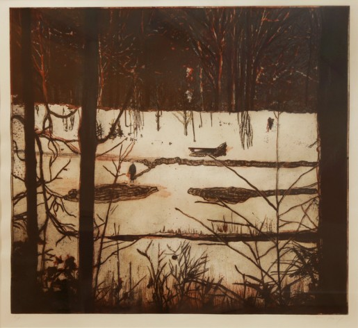 Peter Doig, Almost Grown, 2001