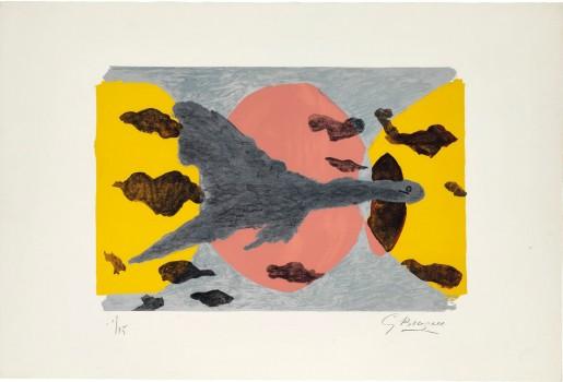 Georges Braque, L'Equinoxe (The Equinox), 1962