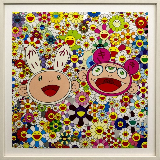 Takashi Murakami, Kaikai and Kiki - Lots of Fun, 2009