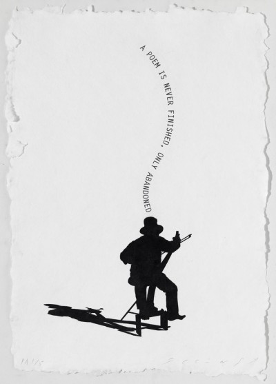 Jaume Plensa-Les silhouettes 2
