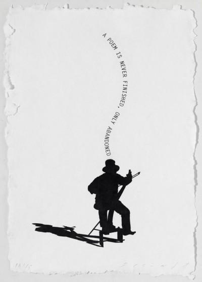 Jaume Plensa - Les silhouettes 2