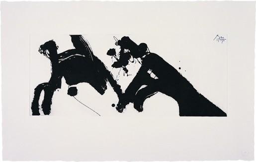 Robert Motherwell, Dance I, 1978