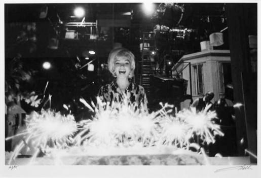 Lawrence Schiller, Marilyn Monroe (large): Roll 9 Frame 26, 1962