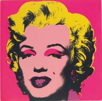 Marilyn Monroe (Marilyn) (FS II.31) by Andy Warhol
