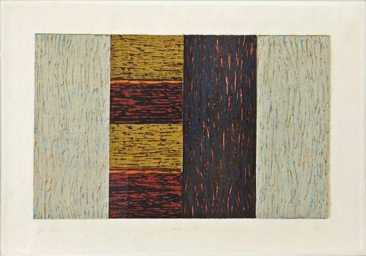 Sean Scully, Stranger, 1987