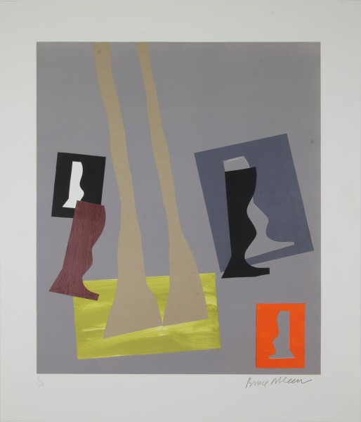 Bruce McLean, Untitled, 2013
