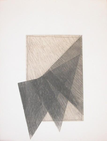 Richard Smith, Drawing Boards II: No.1, 1981