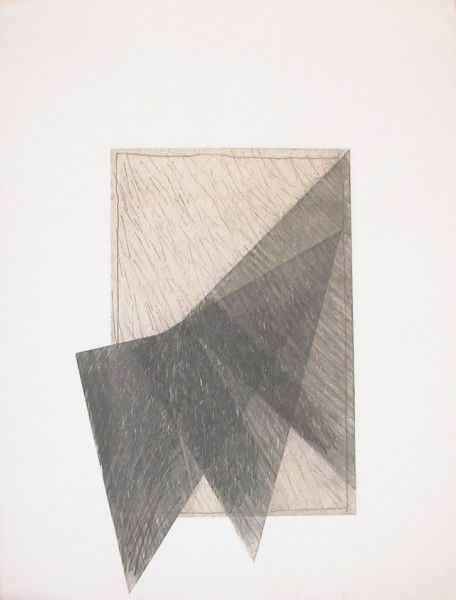 Richard Smith, Drawing Boards II: No.1, 1981