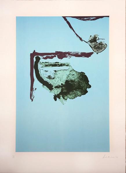 Helen Frankenthaler, La Sardana, 1987