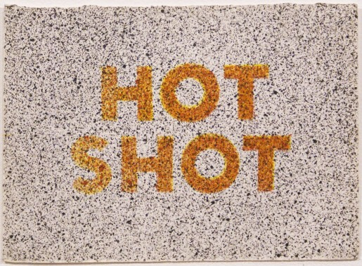 "Ed Ruscha, Hot Shot (from ""Eighteen Small Prints""), 1973"