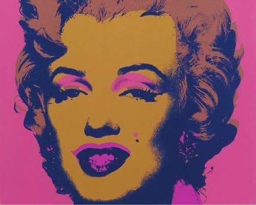 Marilyn Monroe (Marilyn) (FS II.27) by Andy Warhol