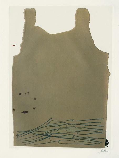 Antoni Tàpies, Aparicions 6, 1982
