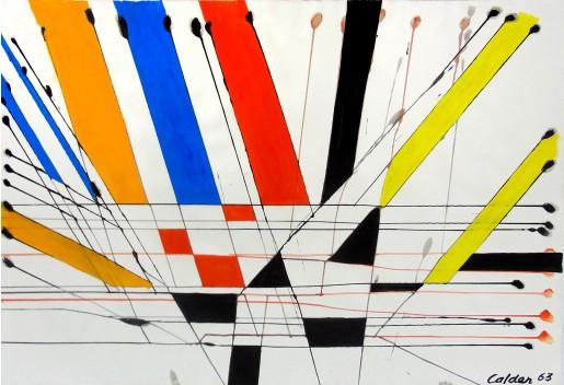 Alexander Calder, Untitled, 1963, 1963