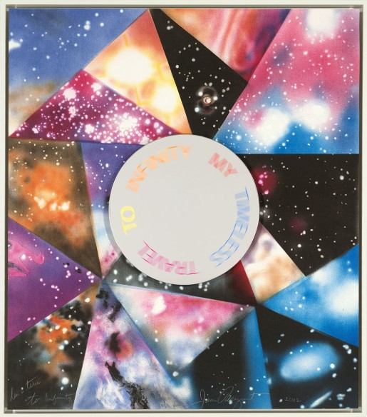James Rosenquist, To Infinity, 2012