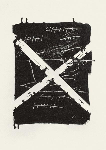 Antoni Tàpies, Llambrec 8, 1975