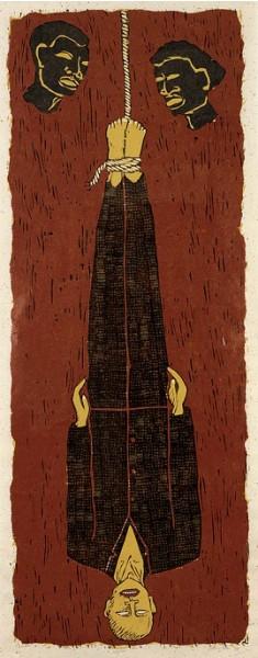 Alison Saar, Ulysses, 1994