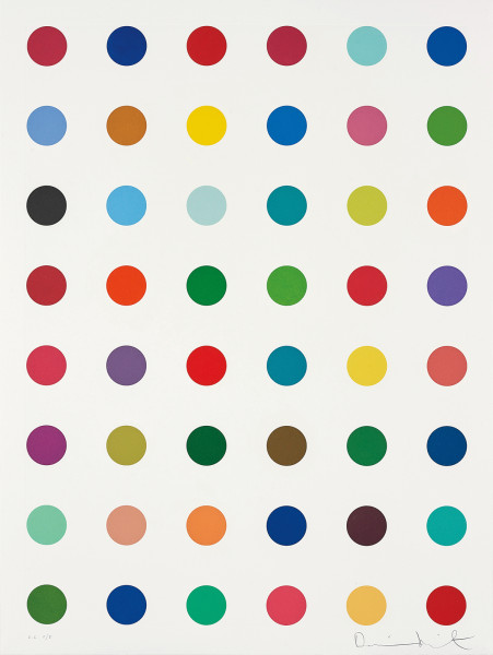 Damien Hirst, Untitled, 2007