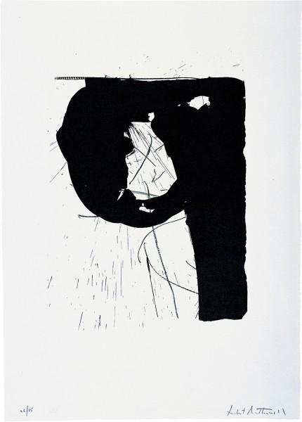 Robert Motherwell, Poet II, 1962