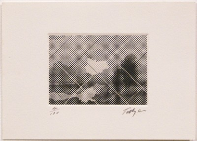 """Untitled (from """"Eighteen Small Prints"""") by William Tillyer"""