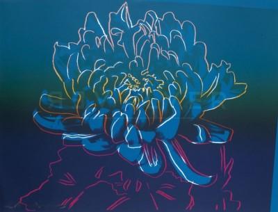 Kiku (FS II.307) by Andy Warhol