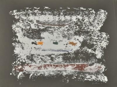 Helen Frankenthaler, Un poco más, 1987