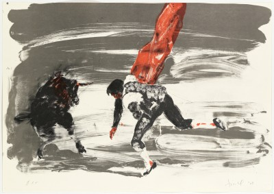 Untitled 2 by Eric Fischl