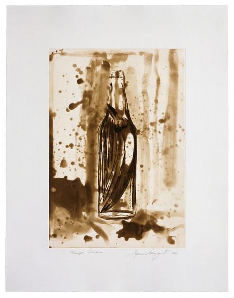James Rosenquist, Krapp's Banana, 1982