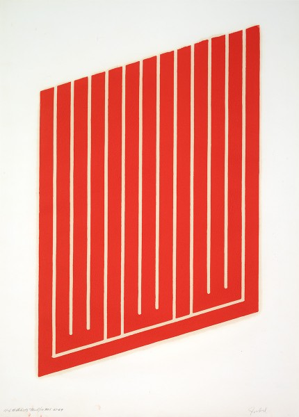 Donald Judd, Untitled, 1961-69