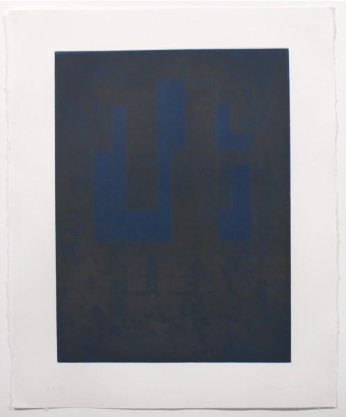 Robyn Denny, Graffiti 7, 1977