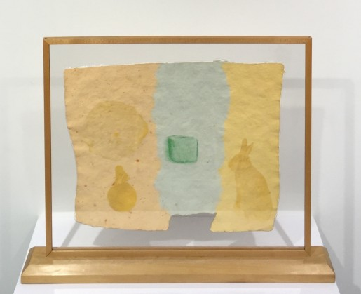 Robert Rauschenberg, Roan, from Pages And Fuses, 1974