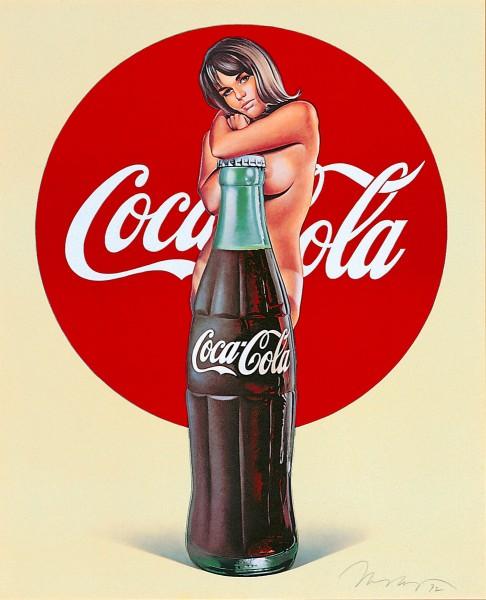 Mel Ramos, Lola Cola, 1972