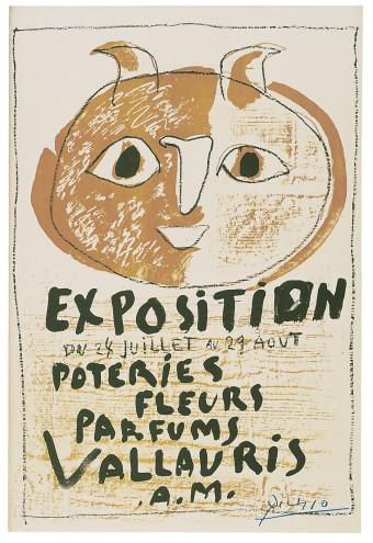Troisième Affiche Vallauris by Pablo Picasso