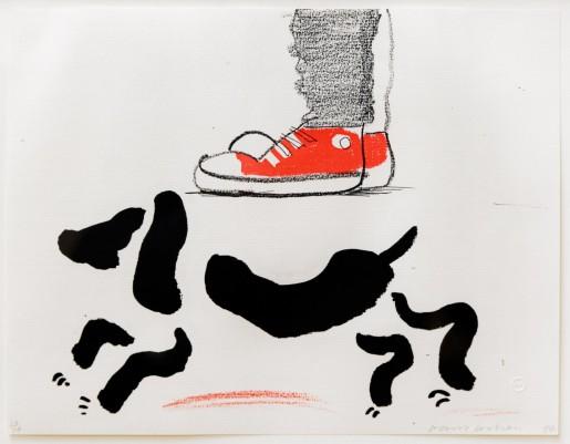 David Hockney, Ian and Heinz, 1986