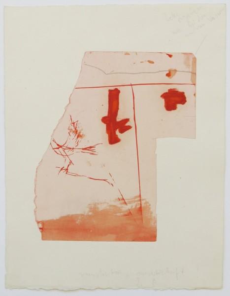 Joseph Beuys, Suite Schwurhand - Vogel, 1980