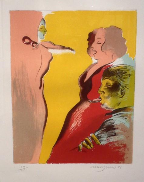 Allen Jones, Untitled, 1996