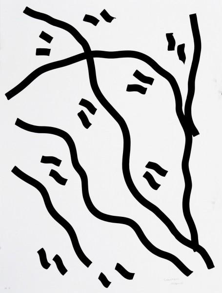 Shantell Martin, V, 2015