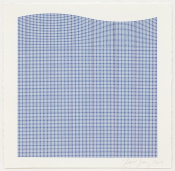 Untitled (Blue Wave)