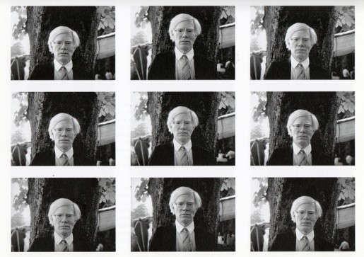 Magician Photos, Nr. 195 (Andy Warhol)
