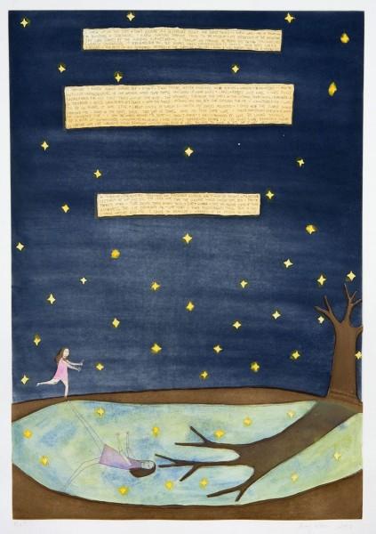 Amy Wilson, Reflection, 2007