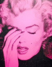 Marilyn Crying