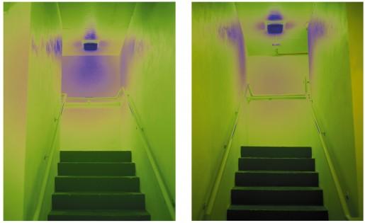 Catherine Yass, Stairs 1998, 2002