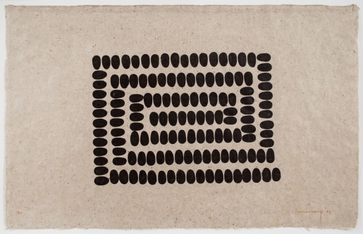Richard Long, Untitled (C-horizontal), 1994