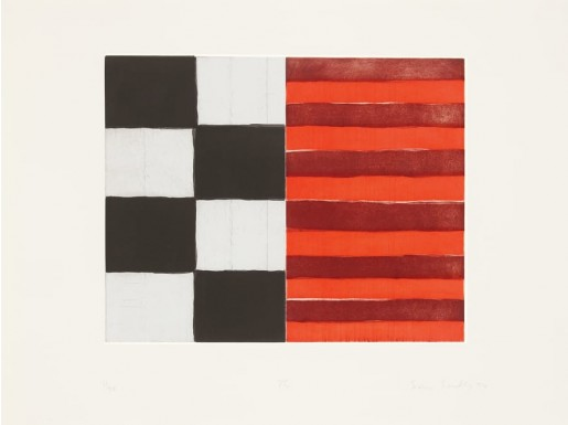 Sean Scully, π, 1994