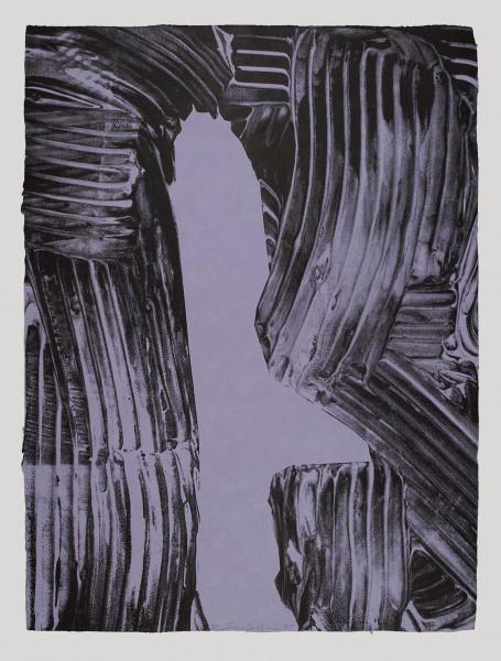 Sam Gilliam, Dogon IV, 2005
