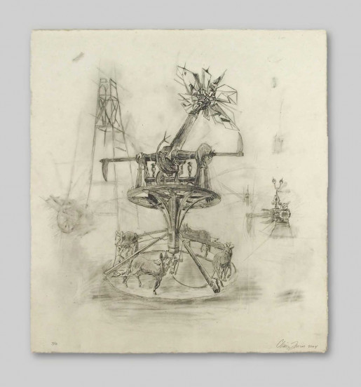 Chris Larson, Untitled (Carousel), 2004