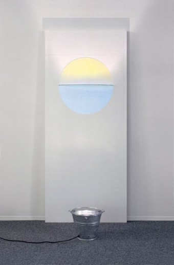 Sunset Door by Olafur Eliasson