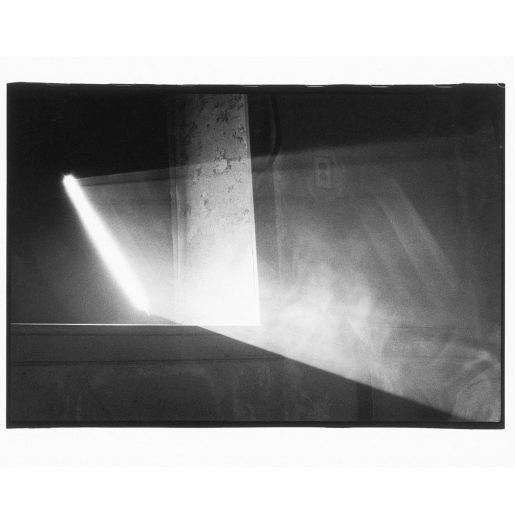 Anthony McCall, Room with Altered Window, 1973/2017